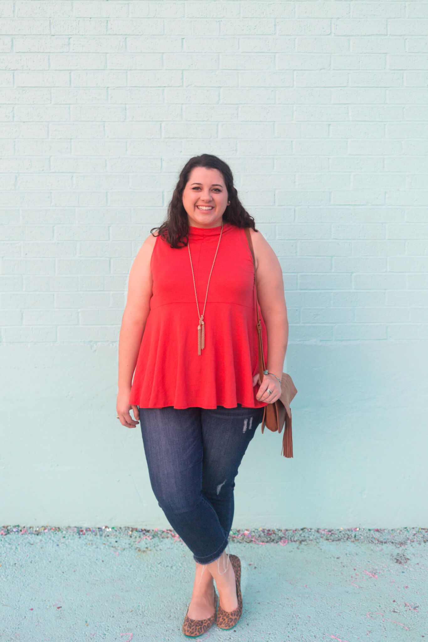 Back to school is made easier with the use of the Octer mobile app which helps me to shop all of my favorite items in one easy to use mobile app. | Something Gold, Something Blue a curvy fashion blog by Emily Bastedo