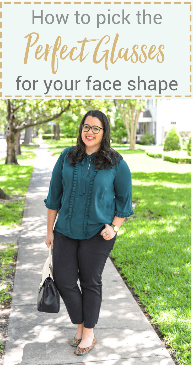 Having to wear contacts or glasses to be able to properly see, can be an expensive task, especially if you have to buy new prescription glasses every year. I've partnered with DiscountGlasses.com to share my experience of ordering the perfect pair of frames for my face shape. Business casual style, how to style eye glasses, glasses frames, glasses for your face, plus-size fashion, curvy style, fashion glasses, glasses outfit