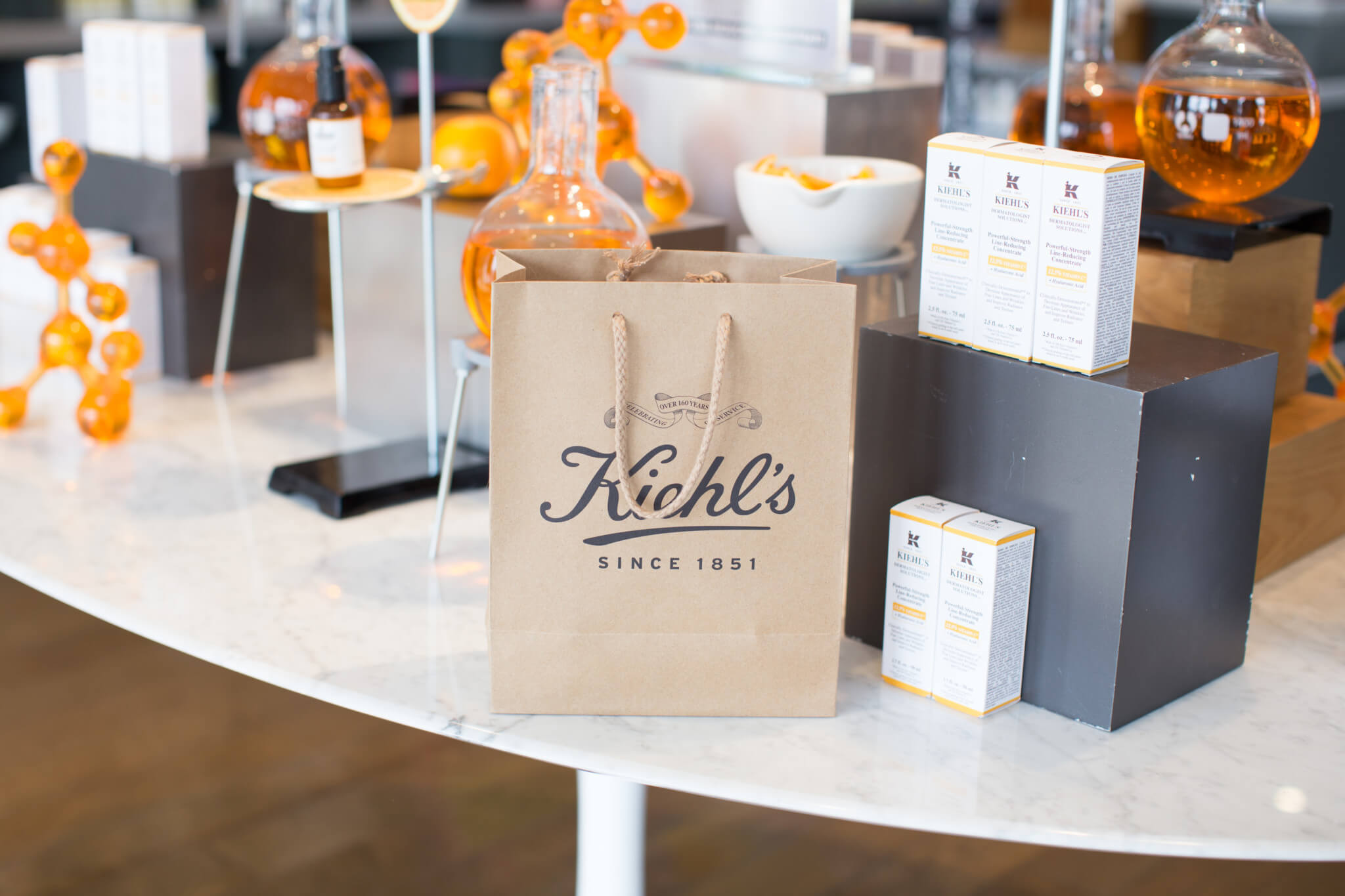 Taking Better Care of my Skin with Kiehl's Apothecary Preparations by popular Houston style blogger Something Gold, Something Blue