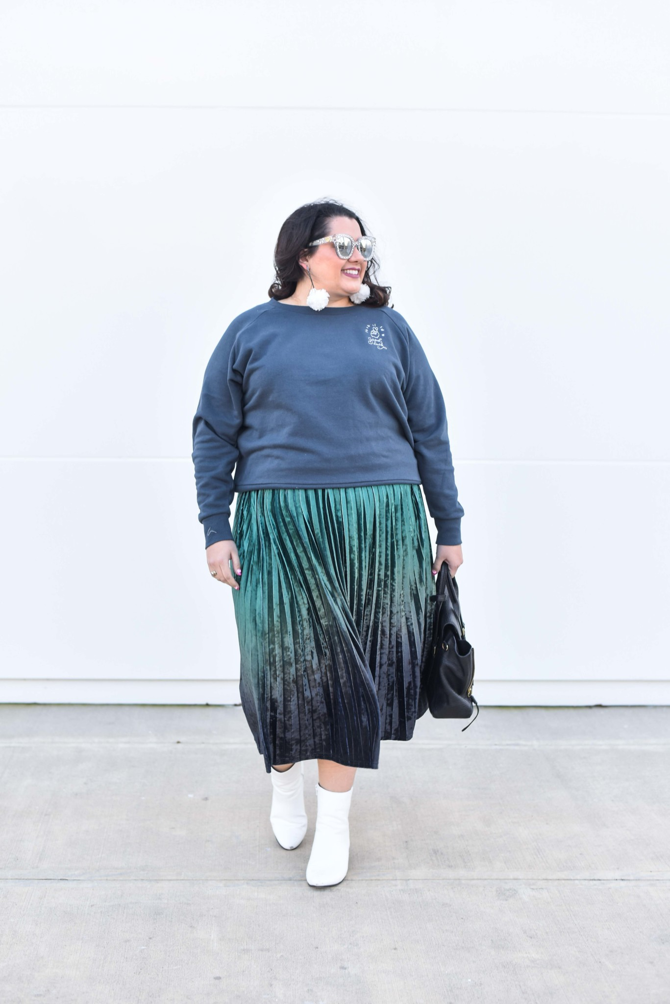 Plus size women can now look chic and be extremely comfortable thanks to Ori's new collection. #plussizestyle
