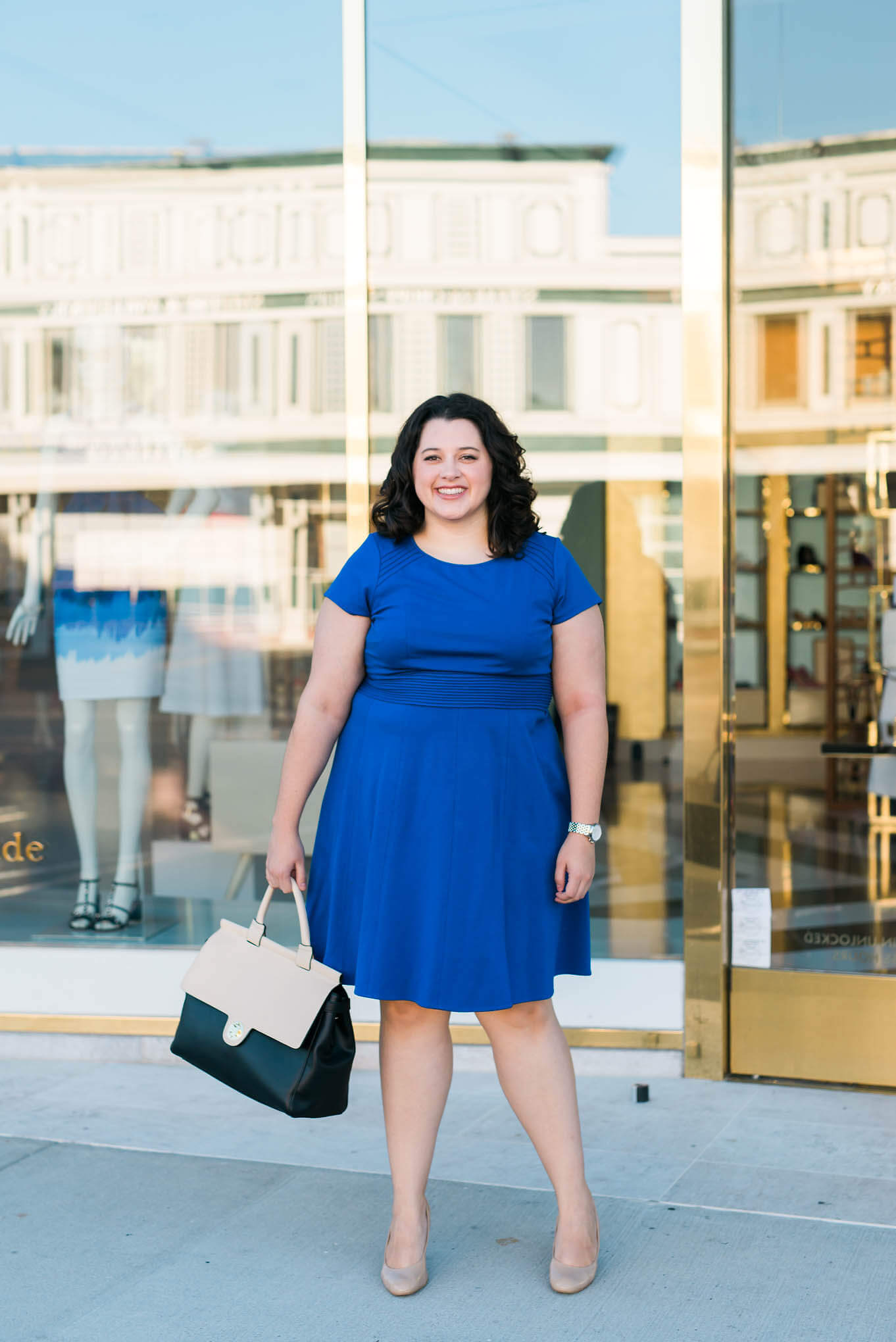 What to wear to work - Something Gold, Something Blue fashion blog - Business casual attire, what to wear to the office, JEMMA work bag, JEMMA bag, best work bag, best bag for travel - Jemma Bag by popular Houston fashion blogger Something Gold, Something Blue