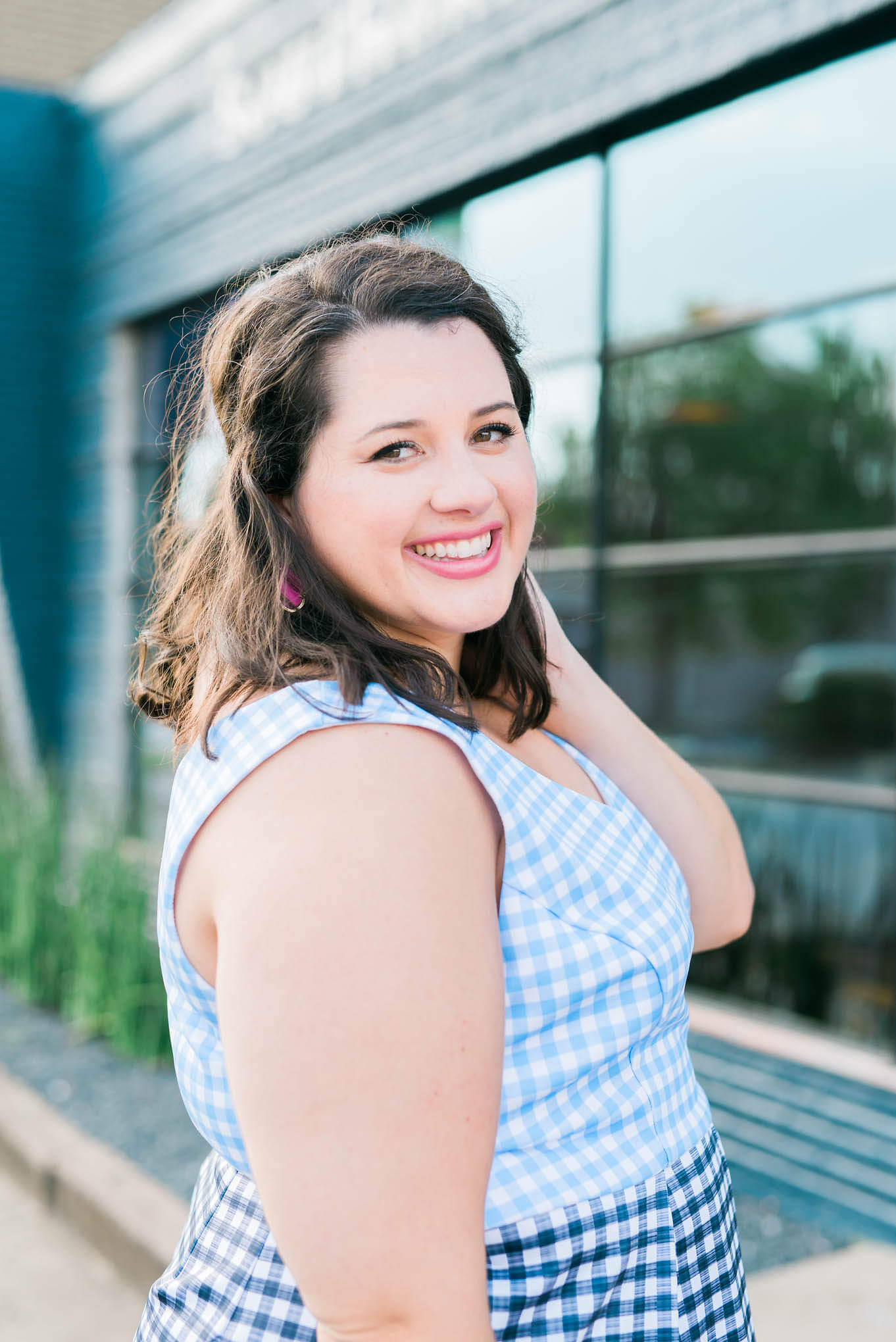 Sharing why I've been absent from this blog for a bit and why having confidence is a journey - Emily Bastedo from Something Gold, Something Blue