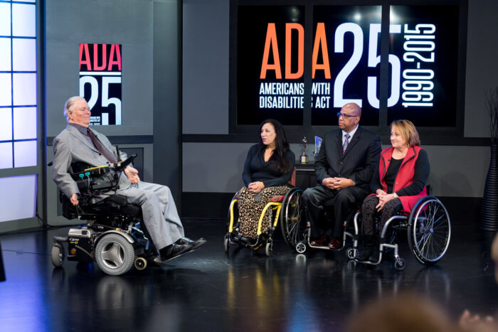 """Giving back has been an important part of my life since I was young and I'm sharing an amazing event in Houston celebrating diversity in abilities and bringing awareness to mental and physical disabilities. If you are in the Houston area, you should check out the """"Reel Abilities"""" events going on throughout the month of February."""