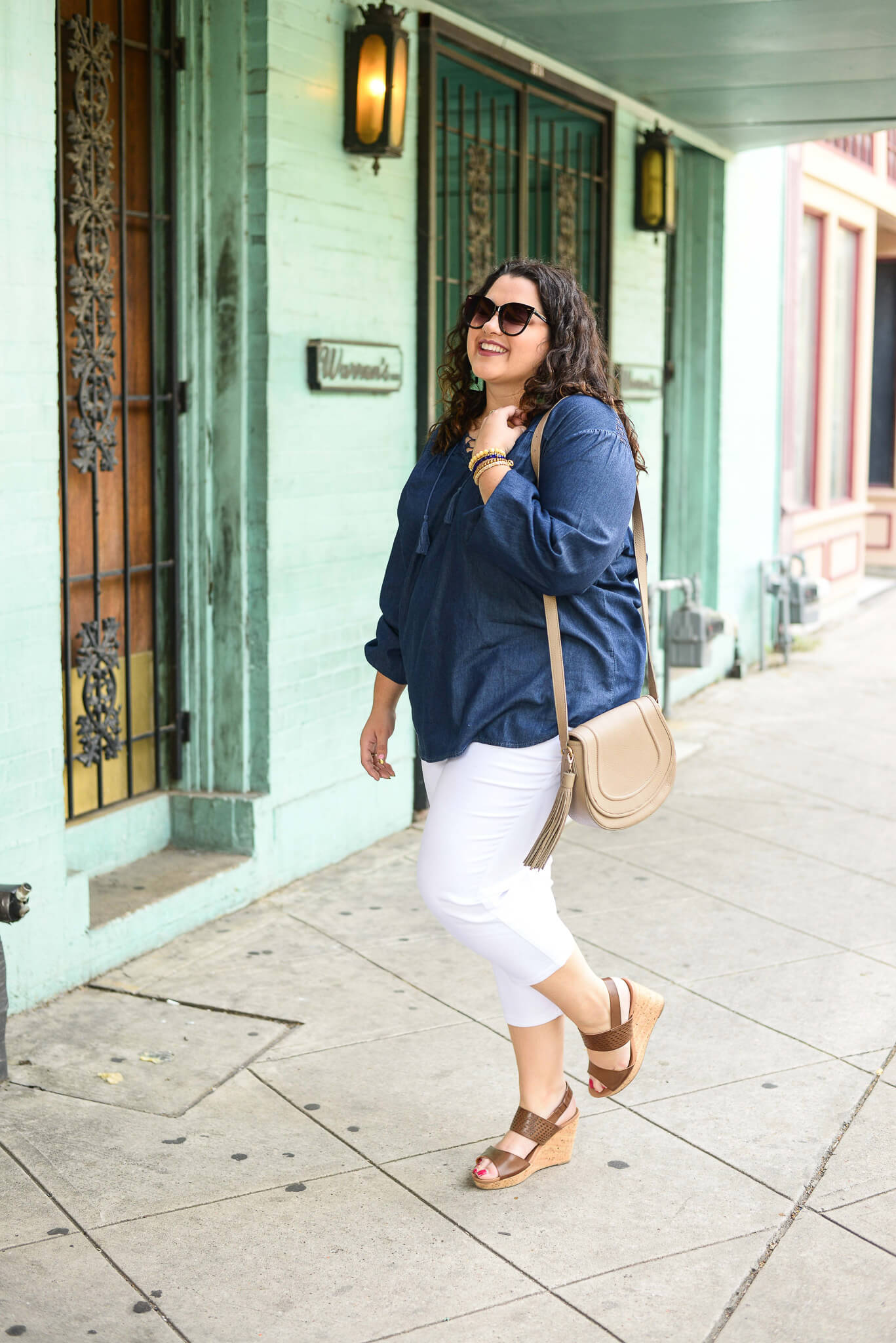 Staying stylish and comfortable in the summer with Just My Size plus size clothing