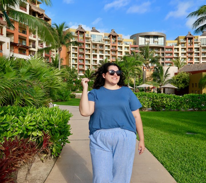 We recently stayed at the Villa del Palmar Cancun. I'm sharing an honest hotel review of our stay