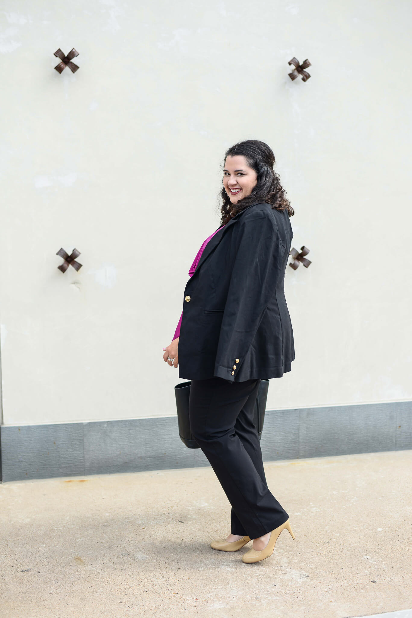 Finding a curvy work outfit has never been easier. Lane Bryant now has a dedicated work section to find the pieces that work best for your office environment.