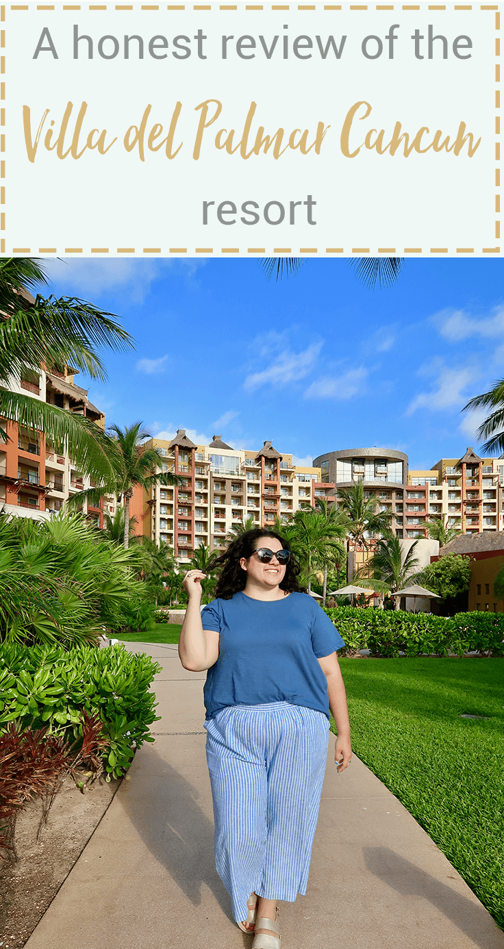 An honest review of the Villa del Palmar Cancun.