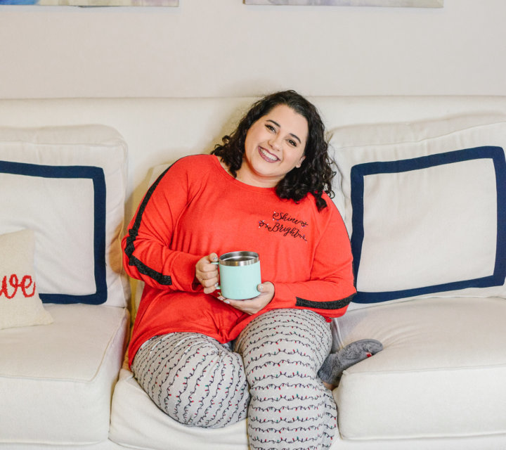 Plus size christmas pajamas perfect for any holiday celebration