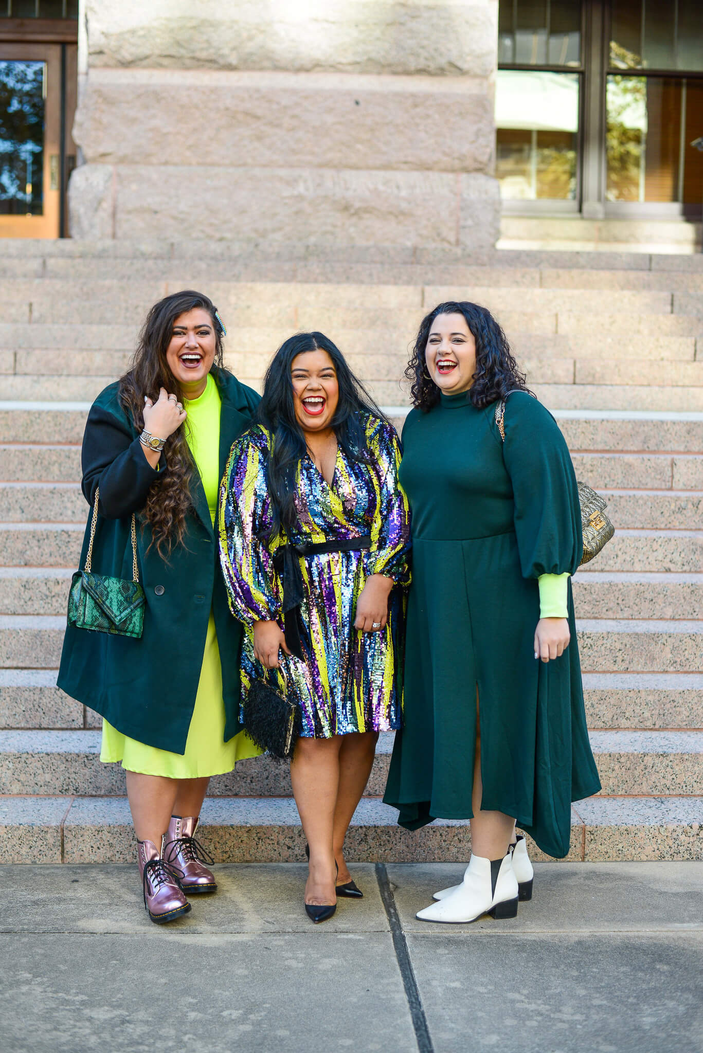 What to wear on a girl's weekend - the plus size guide