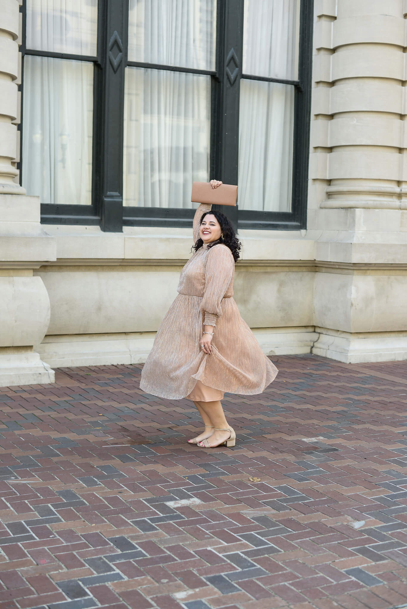 I've found the perfect plus size NYE dress at Eloquii this year. If dresses aren't your thing, I also have rounded up two pany options that can help you ring in the new year.