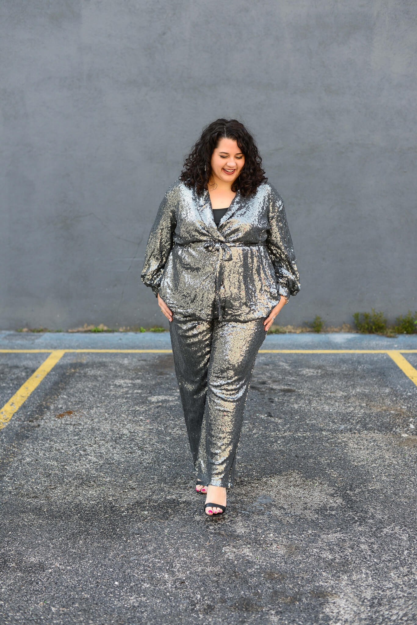 I've rounded up 3 of my favorite NYE party outfit ideas for the plus size woman in today's blog post
