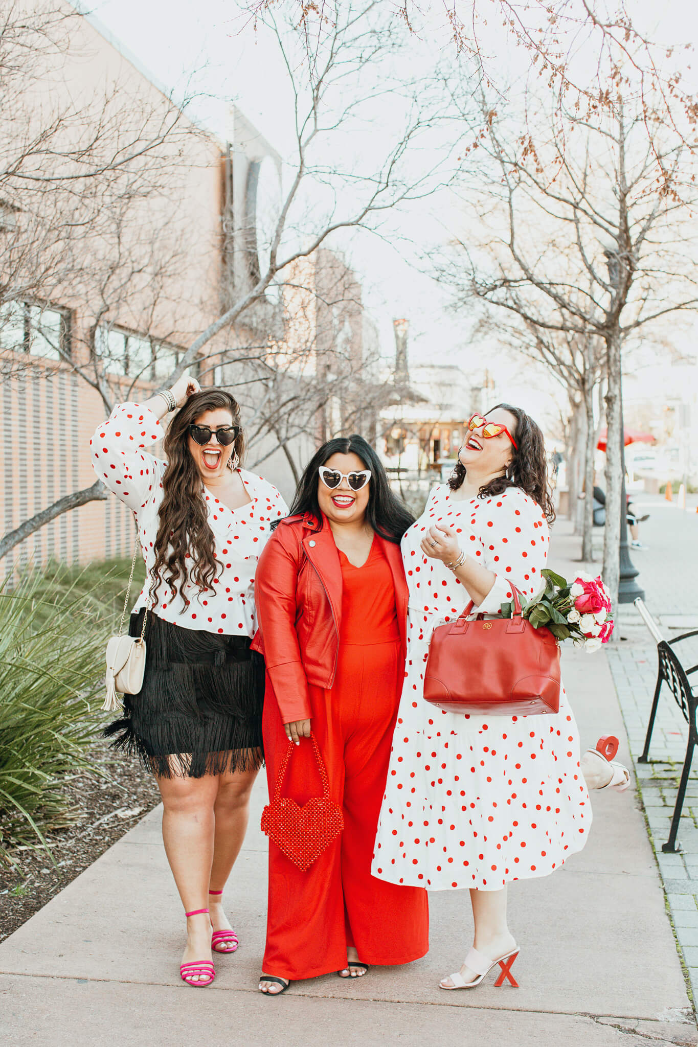 valentine's day outfit ideas eloquii plus size