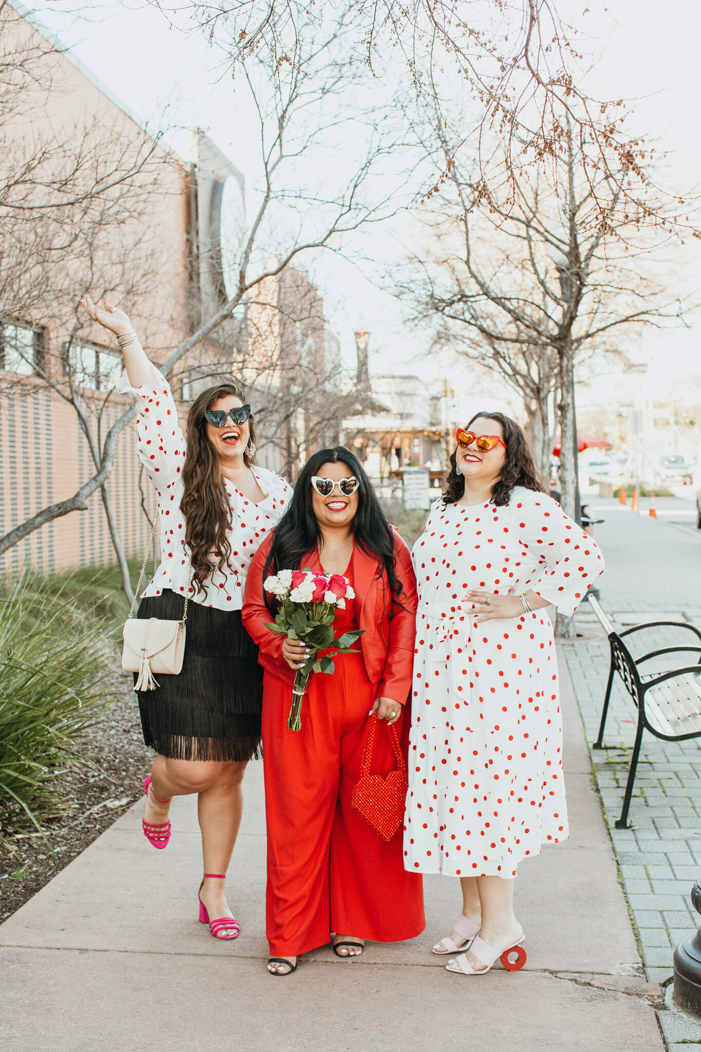 valentine's day outfit plus size