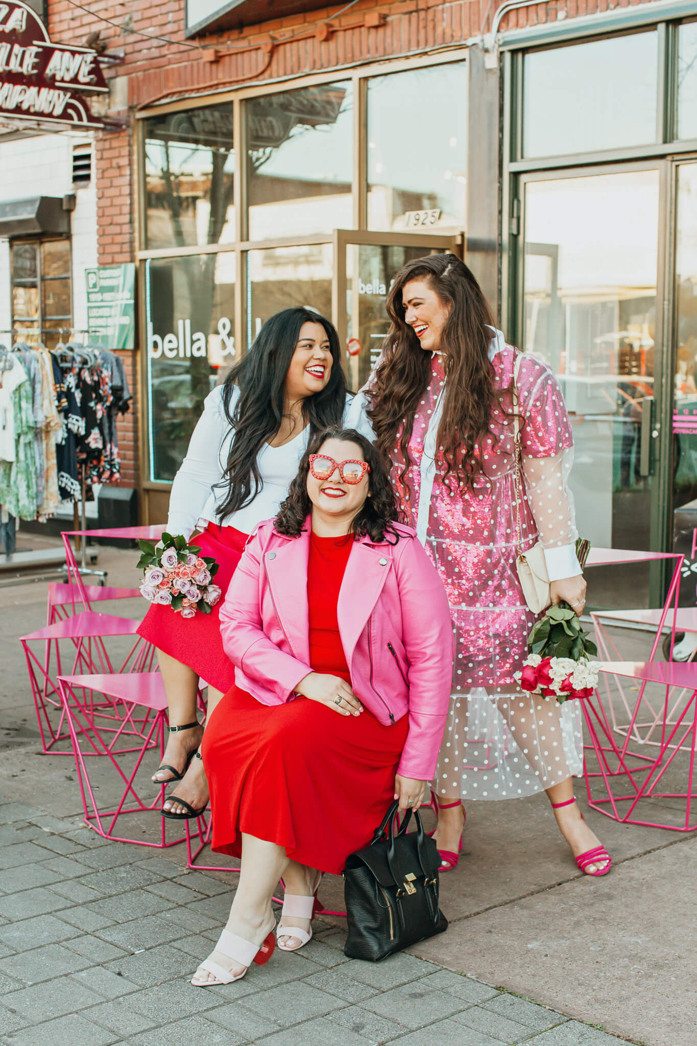 What to wear to a Galentine's Day Party