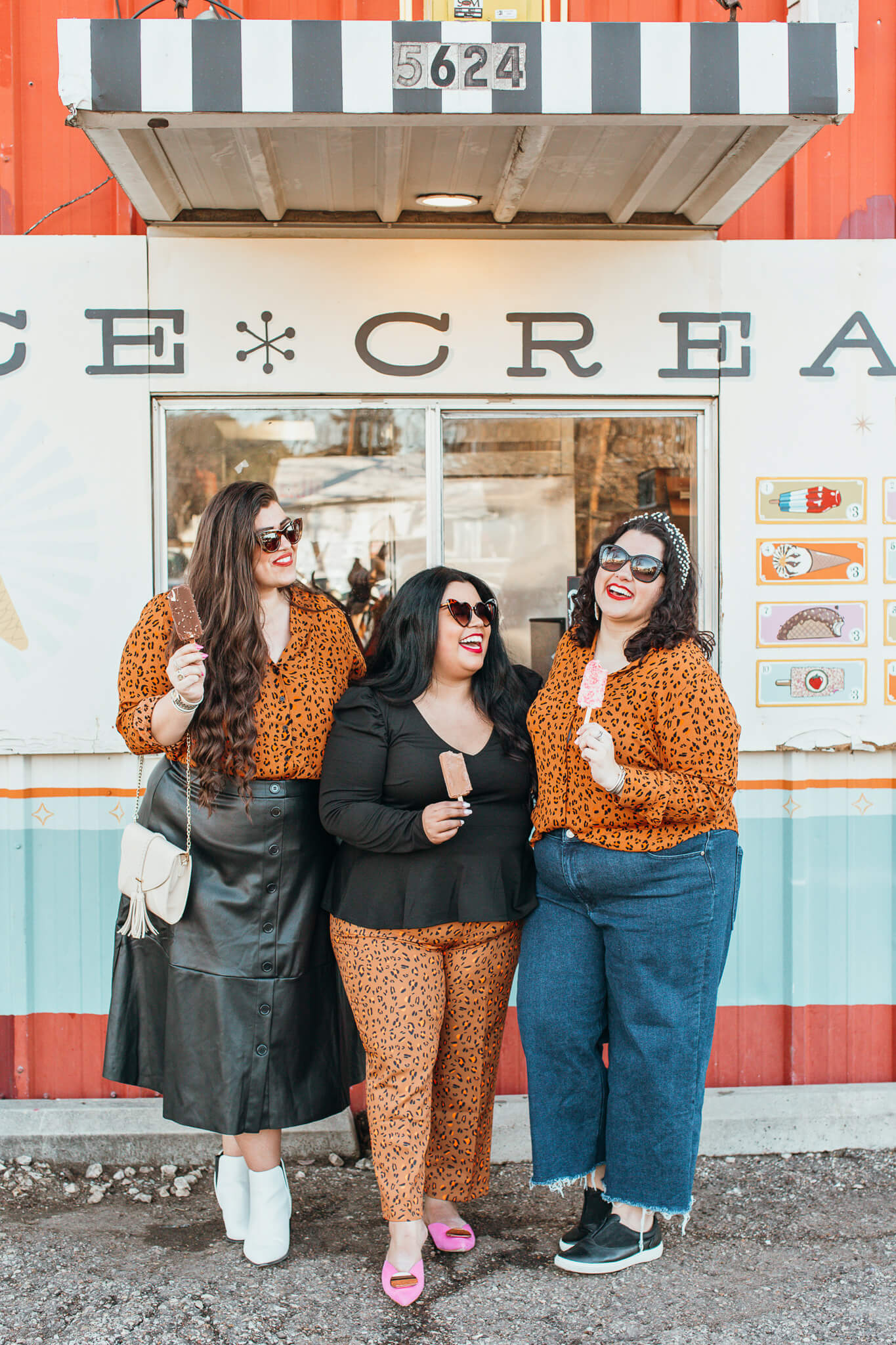 How to wear animal prints plus size