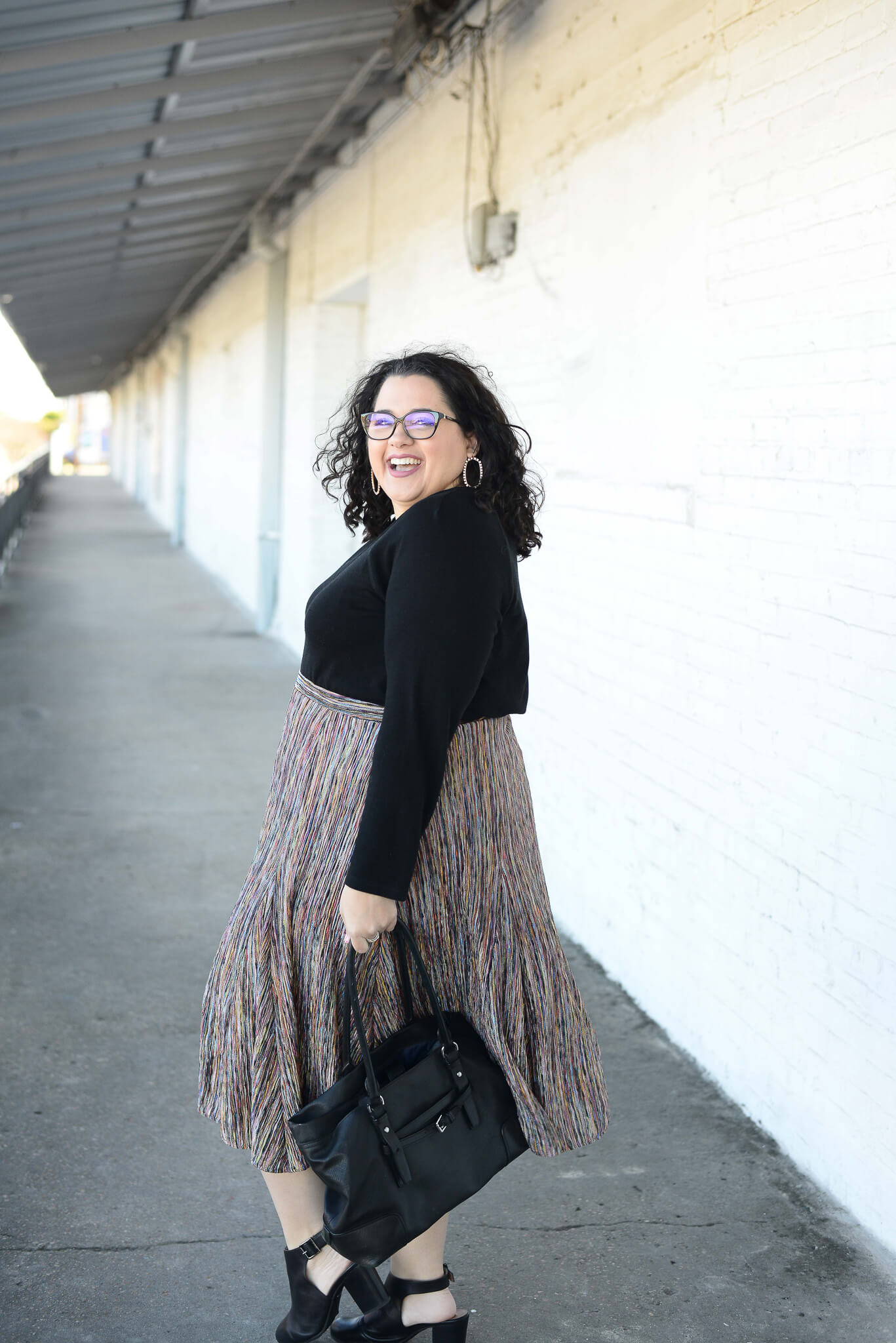 Plus size business casual outfit
