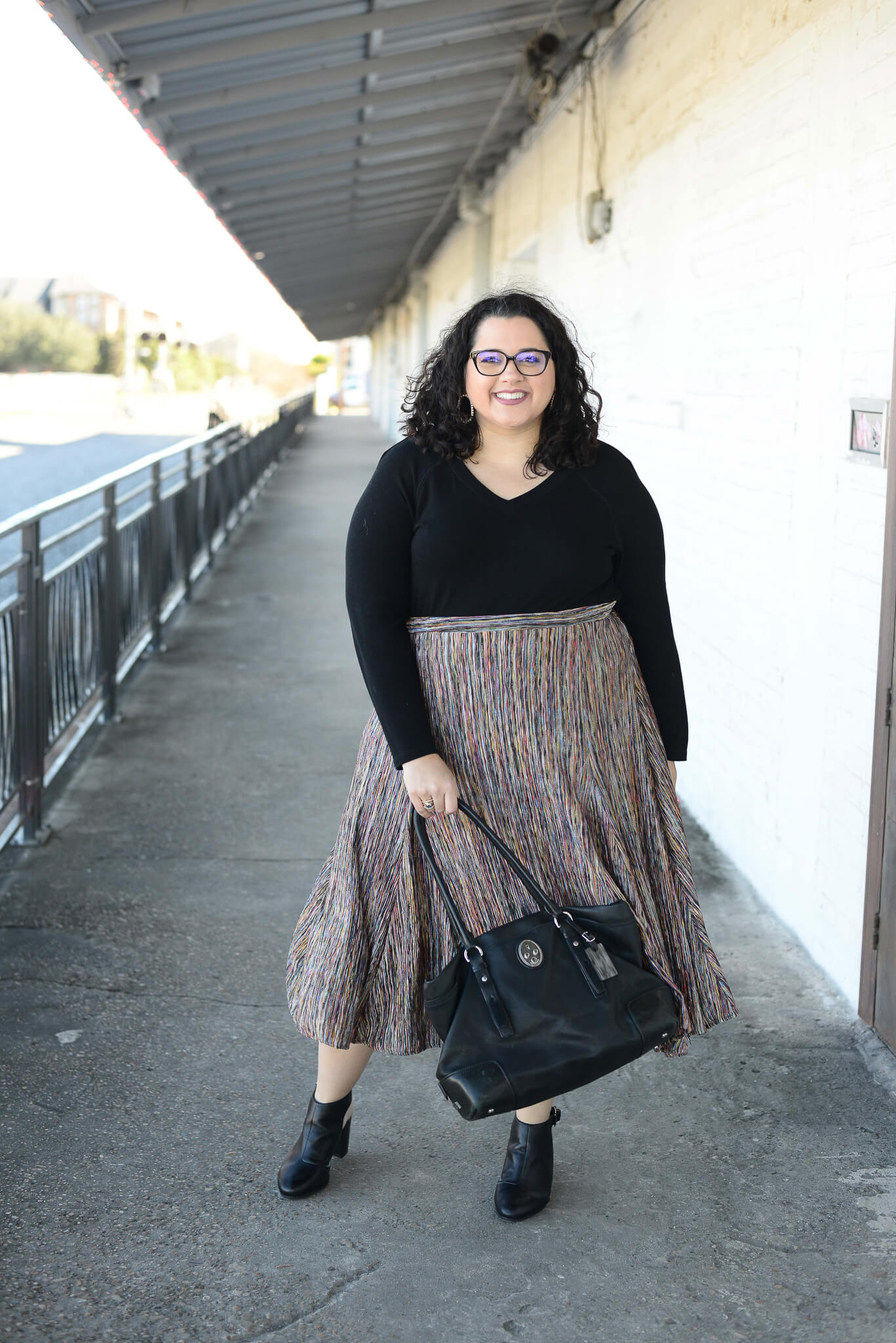 What to wear to the office plus size