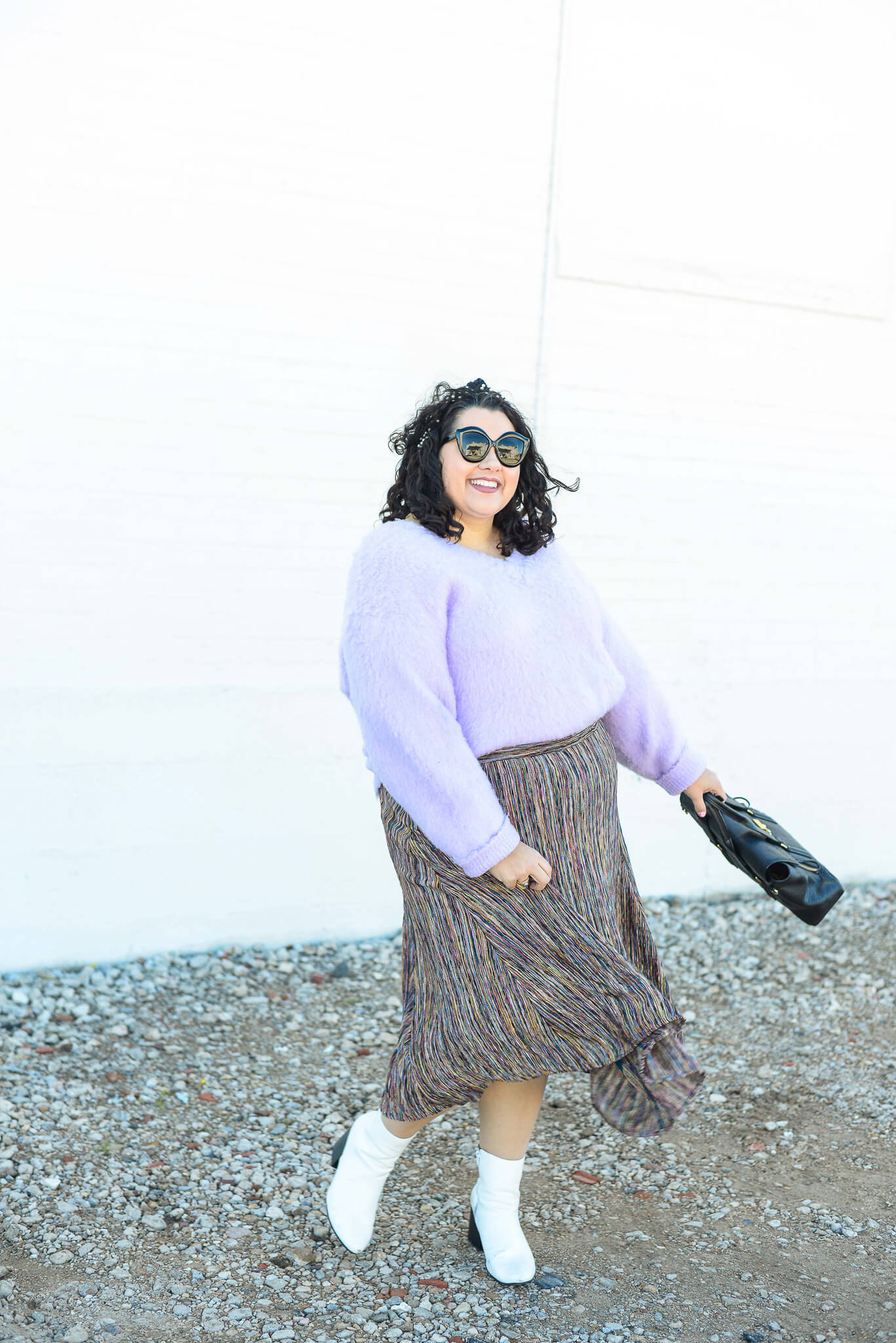 What to wear to brunch in the spring plus size