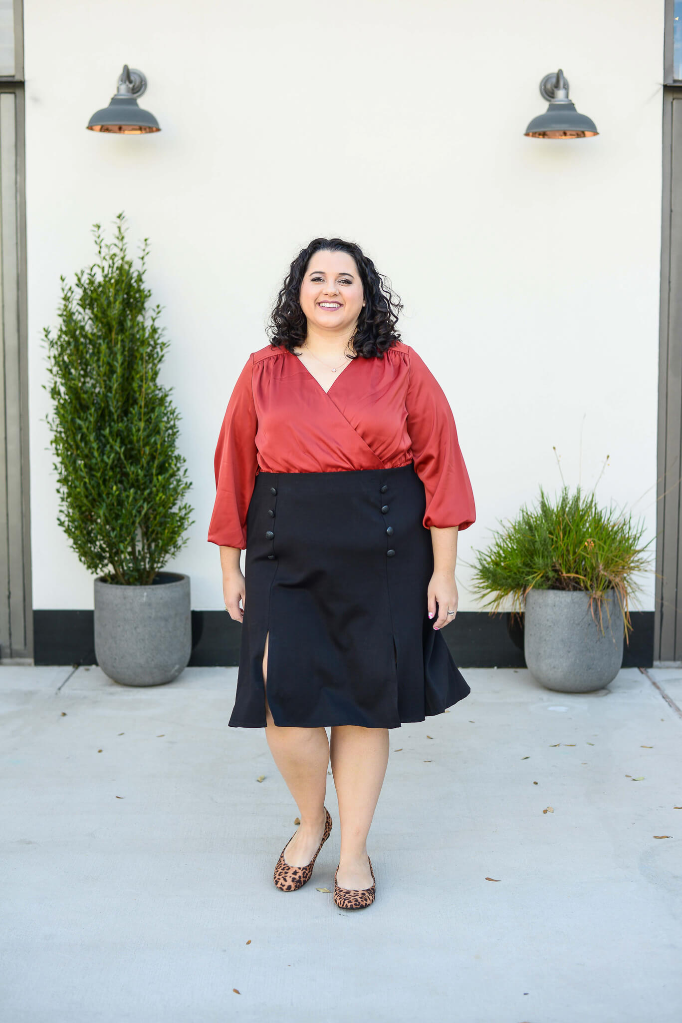 Refreshing my spring wardrobe has never been easier than with Lane Bryant's new collection