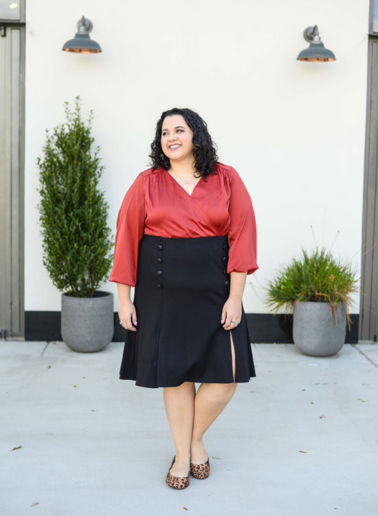 What to wear to a business casual office