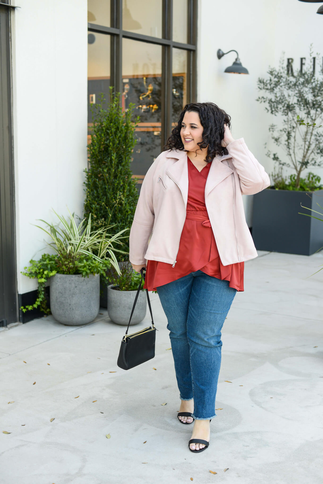 What to wear to date night plus size