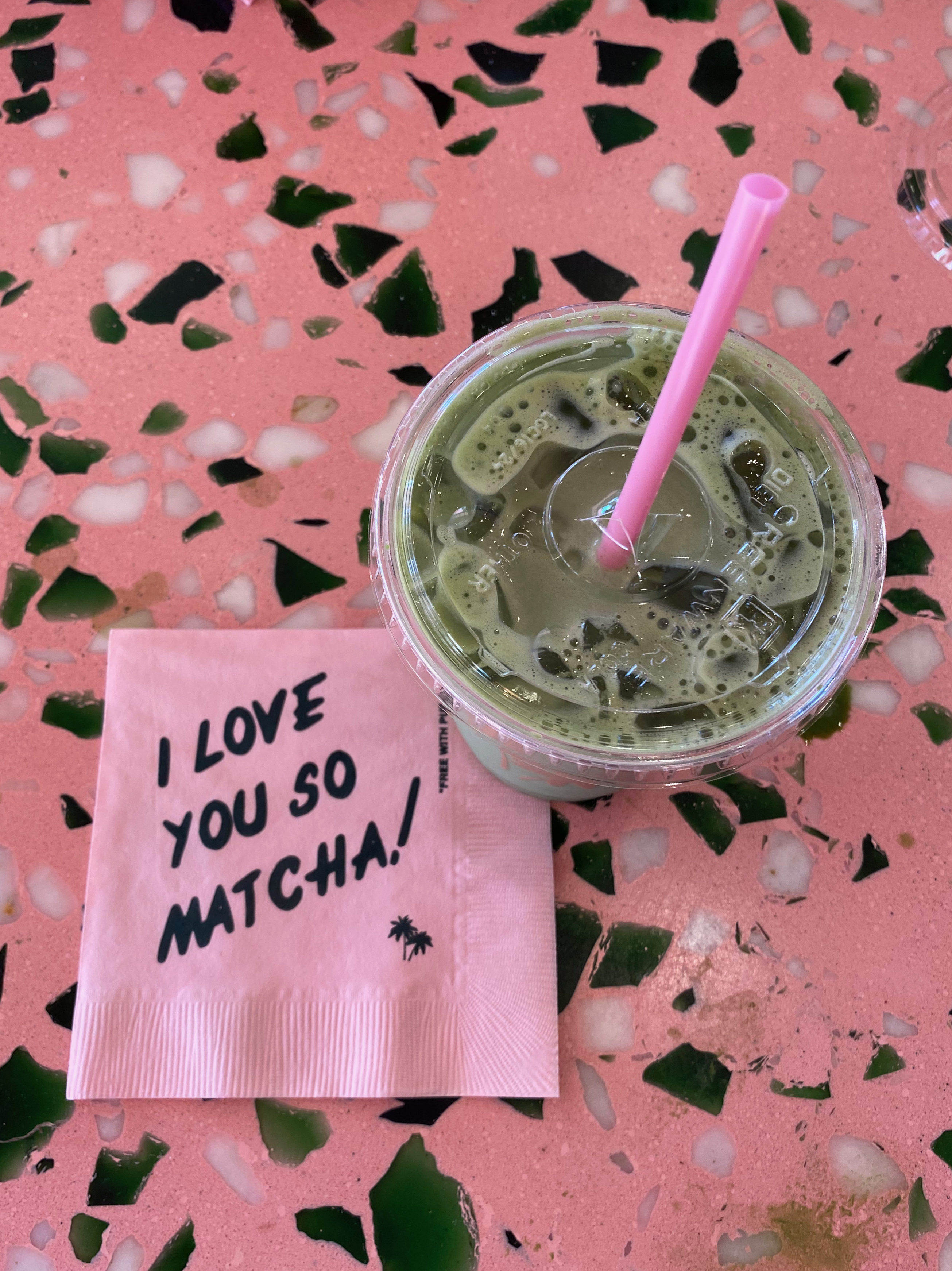 Cha Cha Matcha in Los Angeles