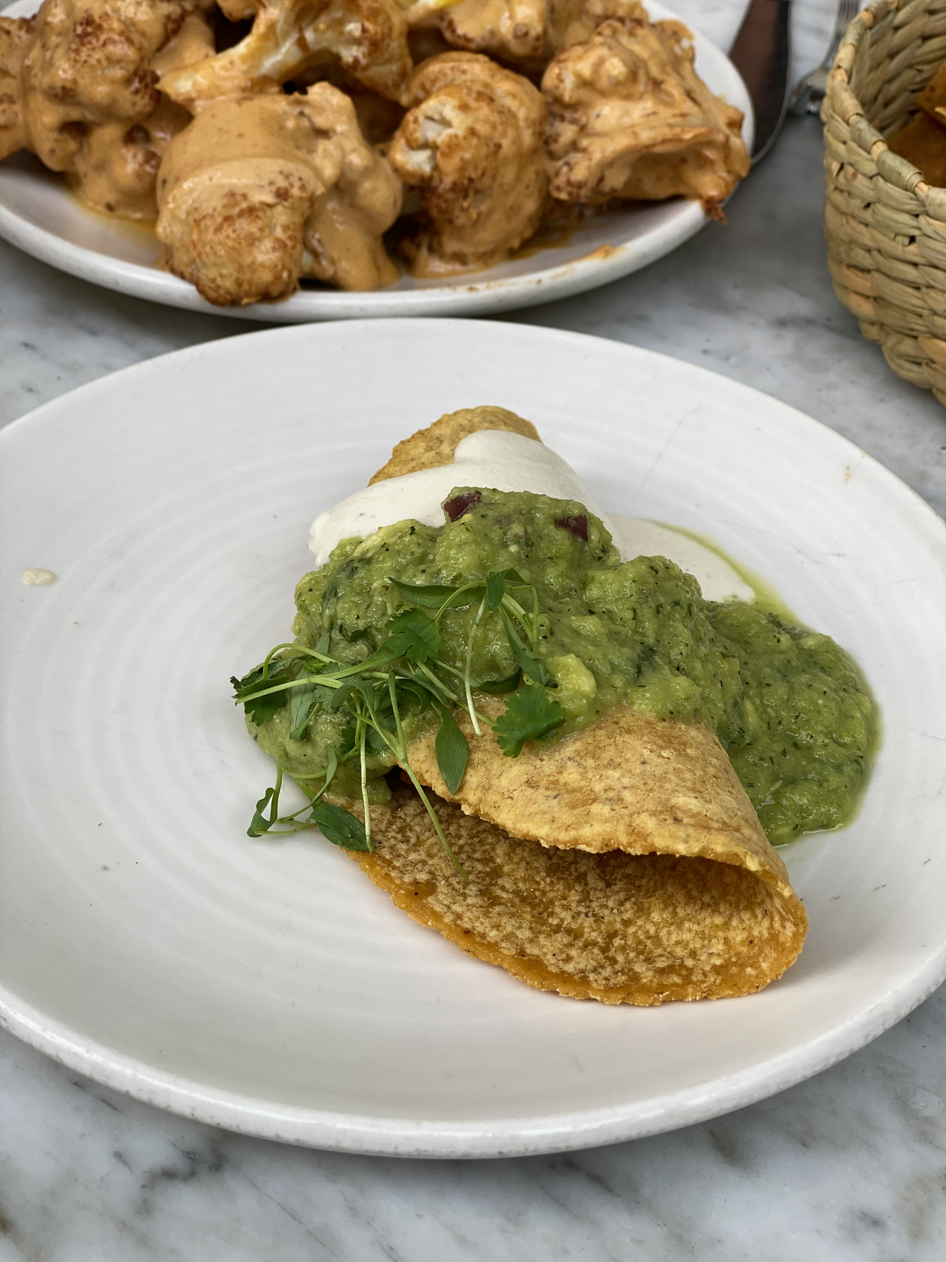 Plant-based Mexican food never tasted so good at Gracias Madre in West Hollywood