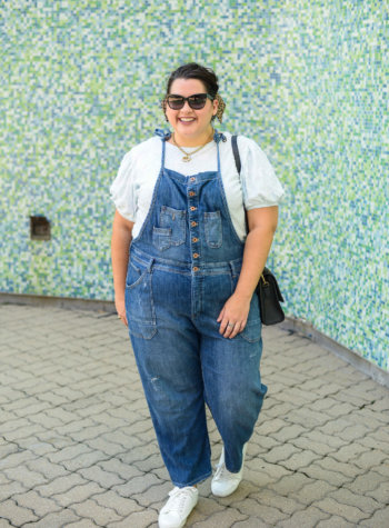 Plus size overalls and the biggest lesson I've learned from the musical, Hamilton