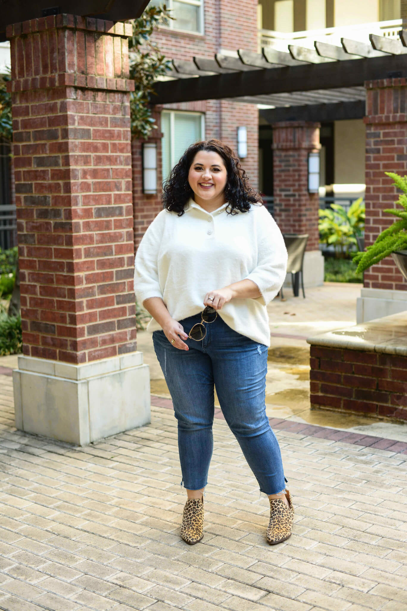 Plus size Thanksgiving Day Outfit