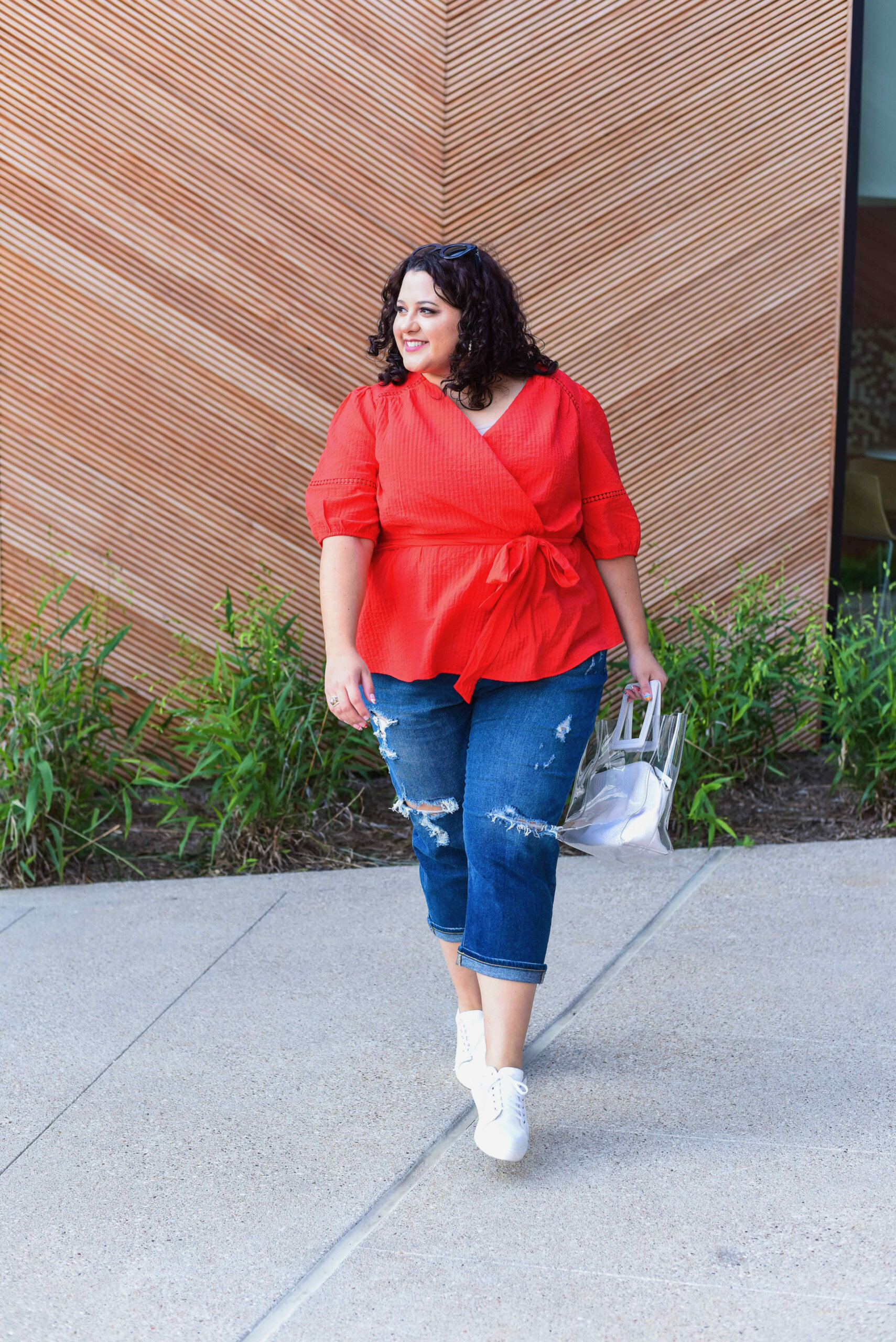 Memorial Day outfit with Lane Bryant